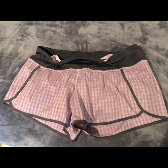 Lululemon Running Shorts size 12